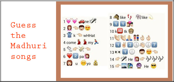 Guess The Bollywood Song By Emoji Https Www Thesun Co Uk Wp Content Uploads 2020 04 Dd Composite Emoji Quiz 2 2 Jpg This bollywood emoji challenge has 25 of kishore kumar hit songs from old hindi movies from 60s and 70s. song title