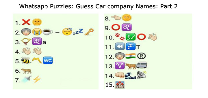 Whatsapp-Puzzles-Guess-Car-company-Names--Part-2