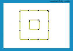 Can-you-move-four-matchsticks-to-form-three-squares