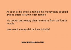 A-Man-Donating-Rs.100-in-4-temples