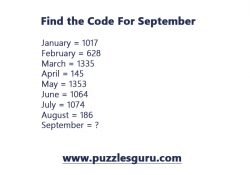 Find-the-Code-For-September