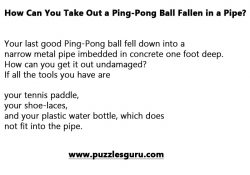 How-Can-You-Take-Out-a-Ping-Pong-Ball-Fallen-in-a-Pipe
