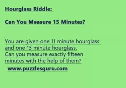 Hourglass-RiddleCan-You-Measure-15-Minutes