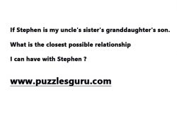 If-Stephen-is-my-uncle's-sister's