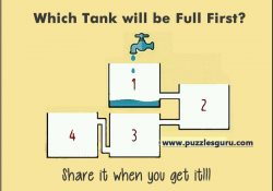 Logical-Riddle-Which-tank-will-be-full-first