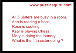 All-5-Sisters-are-busy-in-a-room.