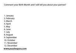 Comment-your-Birth-Month-and-I-will-tell-you-about-your-partner