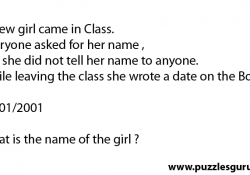 A-new-girl-came-in-Class.